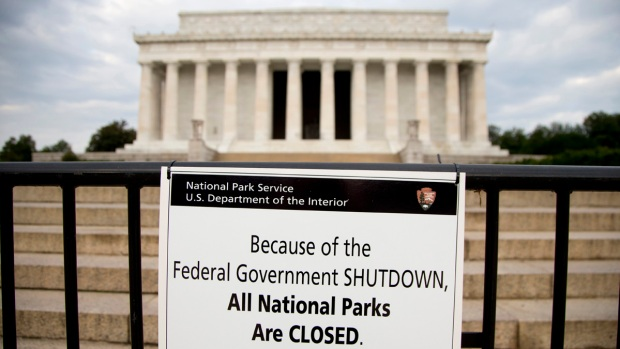 [NATL] History of Government Shutdowns