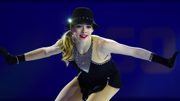 [NATL] Sparkles and Spandex: Figure Skating Fashion