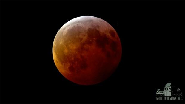 [NATL] Total Lunar Eclipse Comes with Supermoon Bonus