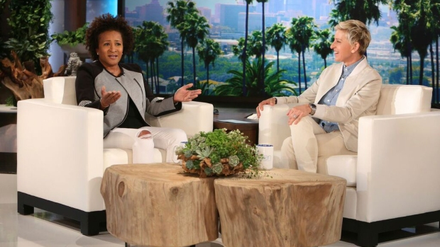 "[NATL] WATCH: Wanda Sykes Makes Up Disney Princesses on ""Ellen"""
