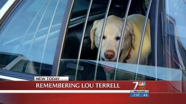 [DGO] Memorial Set for 'Lou' Terrell