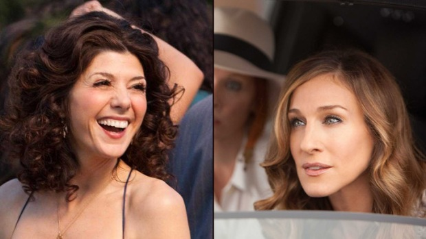 Marisa Tomei Career Resurrection Imperiled By Sarah Jessica Parker