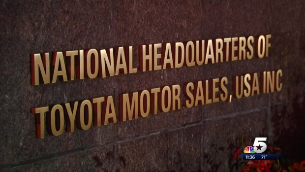 [DFW] Sources: Toyota to Move HQ to Plano