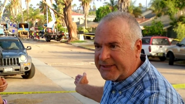 Resident: Torrey Pine Was Found to Be 'Low-Risk'