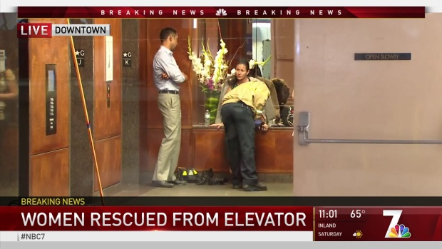 2 Rescued from University Club Elevator That Fell 4 Stories