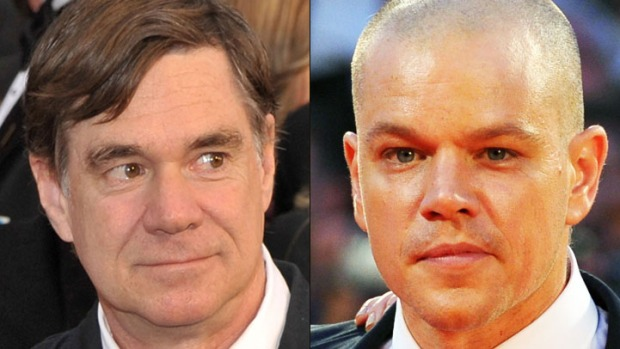 Gus Van Sant Replacing Matt Damon as Director of Matt Damon Film