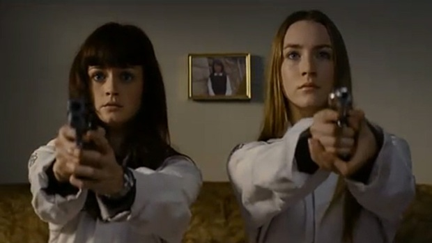 "First Look at Teenage Assassin Drama ""Violet & Daisy"""