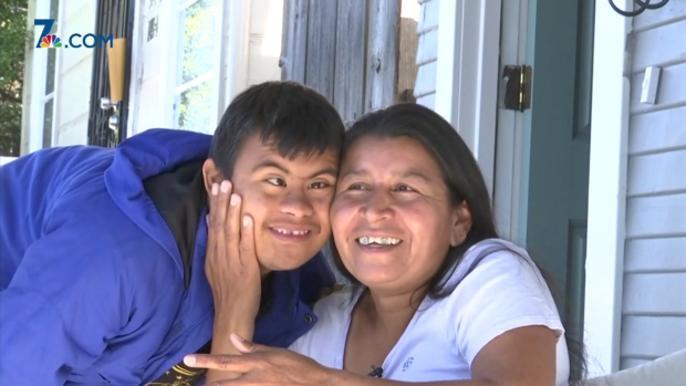 [DGO] Honduran Woman Whose Son Lives With Down Syndrome Share Asylum Story