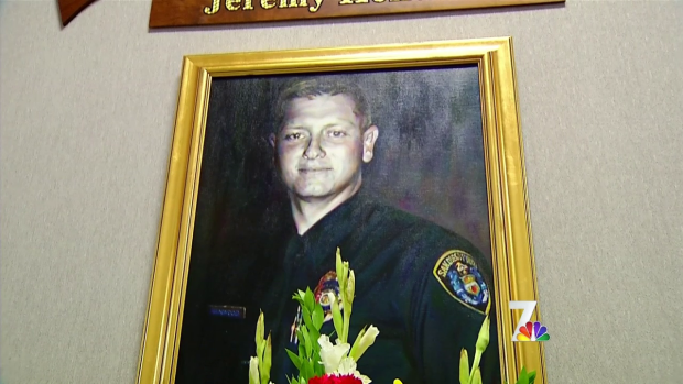 [DGO] Slain Officer Remembered as Hero