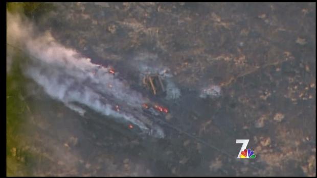 [DGO] Man Found Dead During Brush Fire