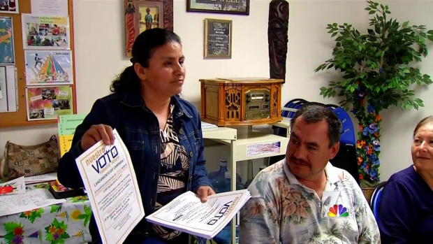 [DGO] North County Latino Voter Campaign Underway