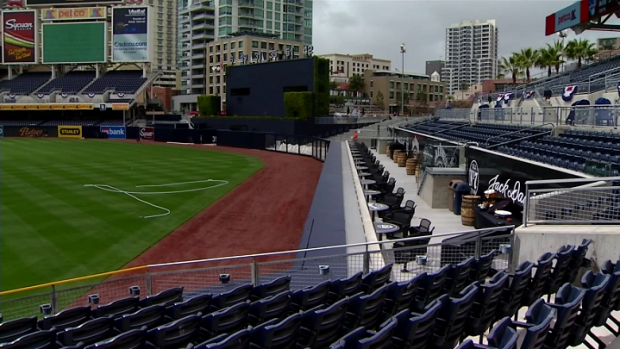 [DGO] Fans Excited for Padres Opening Day