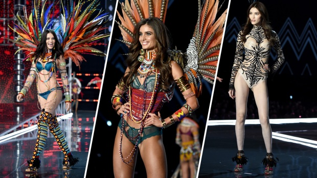 [NATL] Bella Hadid, Sui He and More Dazzle in Shanghai at the 2017 Victoria's Secret Fashion Show