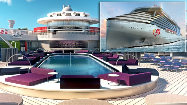 [NATL] Leave the Kids at Home: Virgin to Launch Adults-Only Cruise Ship