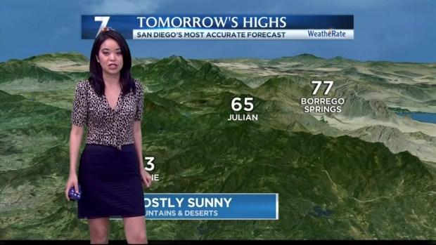 [DGO] Lauren Lee's Forecast for January 2, 2013