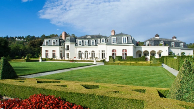 Woodside Estate for Sale Ahead of FB IPO