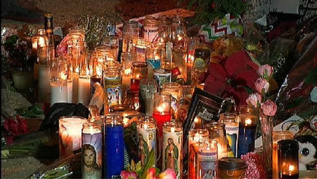 [LA] Memorial Held for Rodas, Walker Amid Crash Investigation