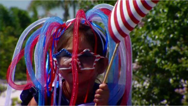 [G] San Diegans Celebrate 4th of July