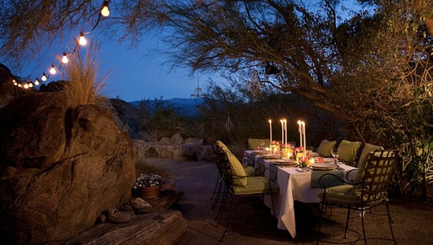 Be the Owner of Suzanne Somers' Desert Retreat