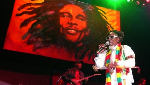 Screen Grabs: Tribute to the Reggae Legends