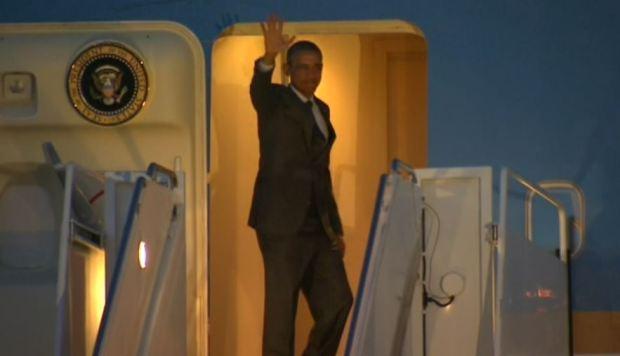 [DFW] Obama Attends Fundraiser in North Dallas