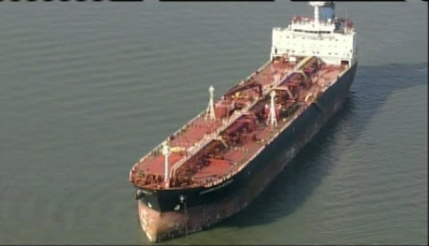 [BAY] Coast Guard Investigates Pilot of Tanker that Hit Bay Bridge