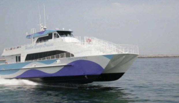 [BAY] Google Offers Catamaran Service to Offset Bus Critics