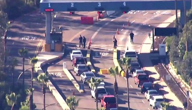 Images: Active Shooter Reported at NMCSD