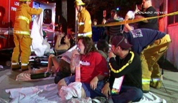 [LA] San Pedro Motel Fire Declared Crime Scene