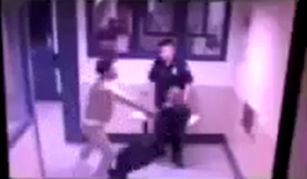 [NATL-NY] Surveillance Video Shows Inmate Attack Rikers Guard