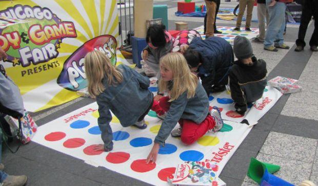 Chicago Toy & Game Fair's PlayFest