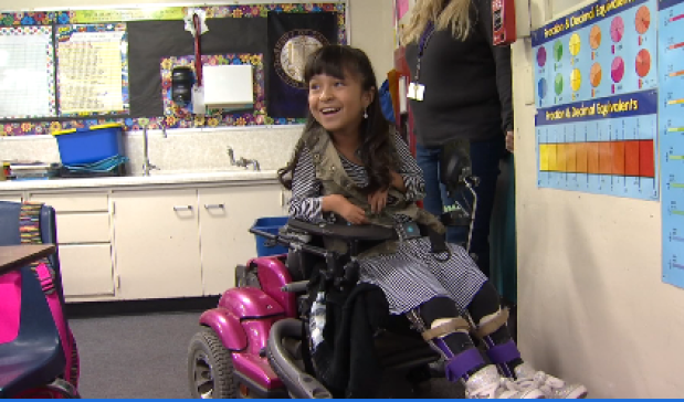 Nonprofit Covers Travel to Doctors for Spring Valley Girl With Rare Condition