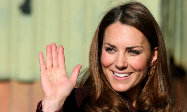 [NATL] Duchess of Cambridge's Uncle Predicts a Girl