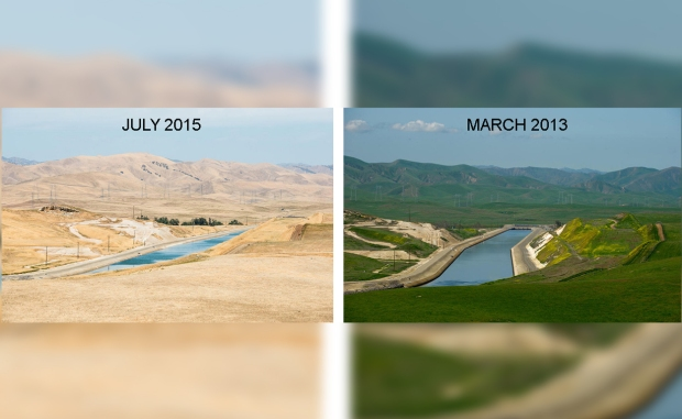 California's History of Dry Spells in Photos