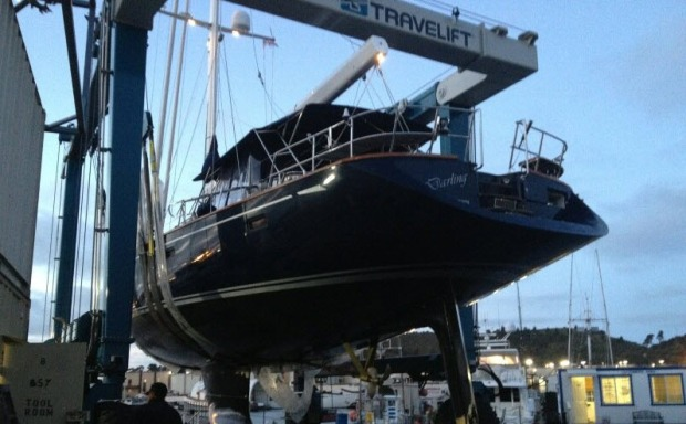 [BAY] Stolen Sailboat Towed to Richmond