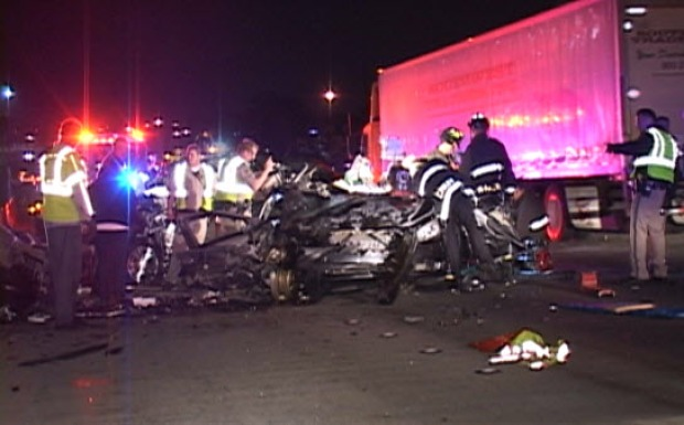 [BAY] Two Dead in Overnight Crash on Interstate 880 in Oakland