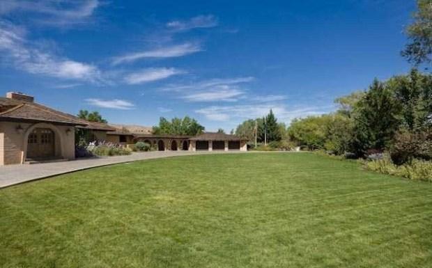 Ex-Wife of Hugh Hefner Lists Reno Estate