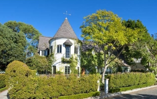 The Old School Hollywood Pad of Courteney Cox and Carole King