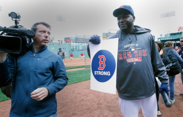Boston Gets Back to Sports