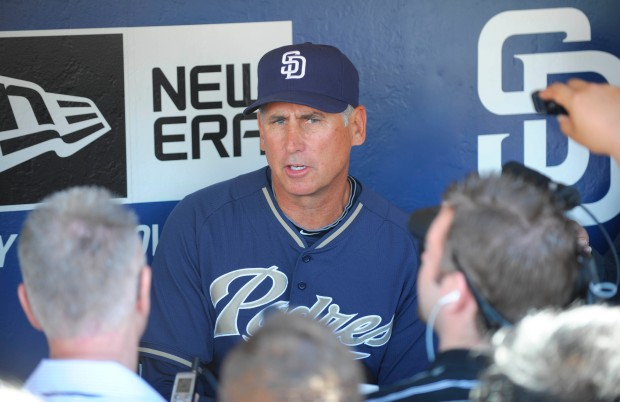[DGO] San Diego Padres Manager Balances Busy Schedule