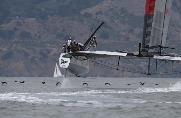 [BAY] America's Cup Saturday