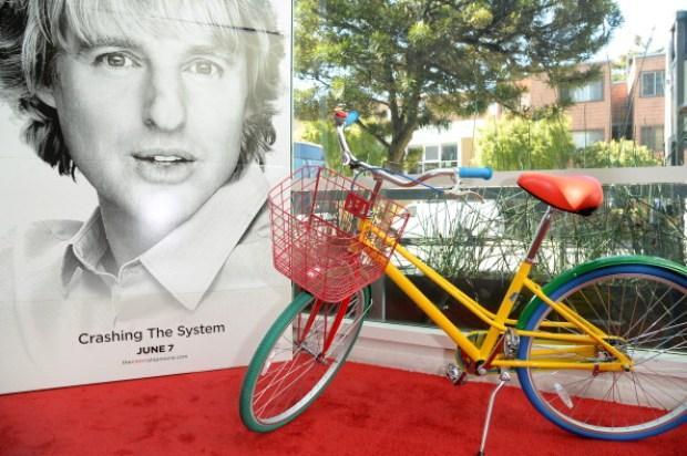 """The Intern"" Premiere in San Francisco"