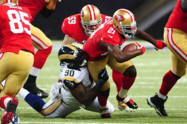 49ers vs. Rams