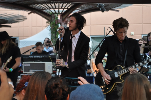 Shaun White, Foster the People Pump Up SxSW