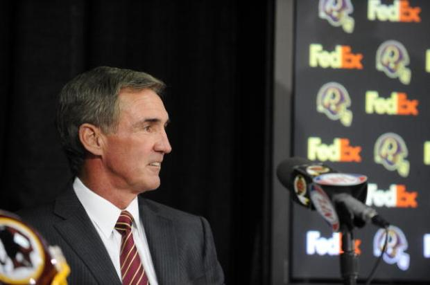 Redskins Introduce Head Coach Mike Shanahan