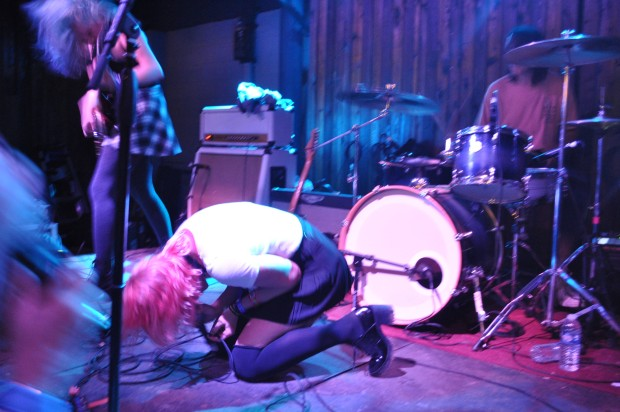 [DGO] SxSW, Day 3: Bleached, Little Hurricane, and More
