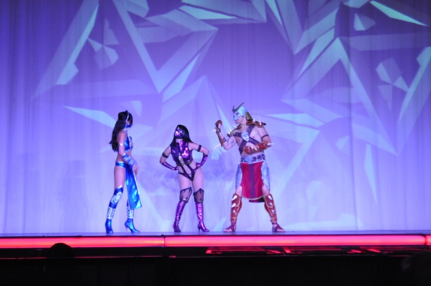 Comic-Con 2012 Masquerade
