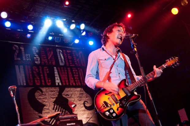 Screen Grabs: San Diego Music Awards 2011