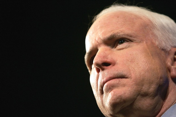John McCain: Candidate in Pictures