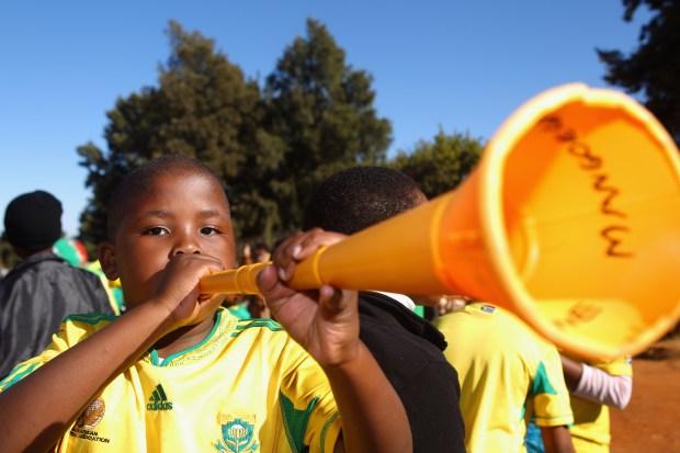Vuvuzela Mania!